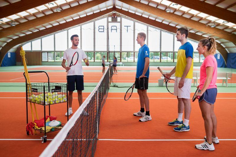 Tennis an der Birs AG
